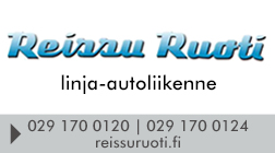 Bus Travel Oy Reissu Ruoti logo